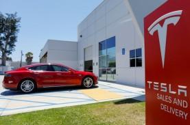 LG Chem Akan Produksi Baterai Tesla