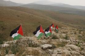 Warga Palestina Bentrok dengan Tentara Israel, Hamas–Fatah…