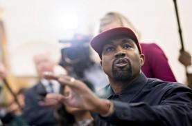 Minat Jadi Presiden AS, Kanye West Dapat Dukungan…