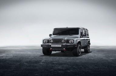 Ineos Grenadier Siap Goyang Dominasi Jeep dan Land Rover