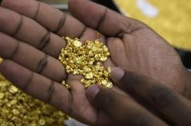Tangkis Prediksi Goldman, Harga Emas Diperkirakan Sulit Tembus US$2.000