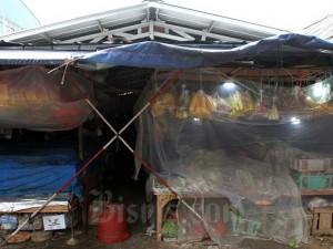 Pedagang Positif Covid-19, Pasar Koperasi Pondok Labu Ditutup Sementara