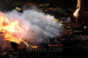 Pengolahan Logam Kuningan Dari Limbah Elektronik Rumah Tangga di Depok