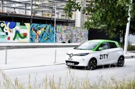 Renault Zoe Dukung Layanan Berbagi Mobil di Boulogne-Billancourt