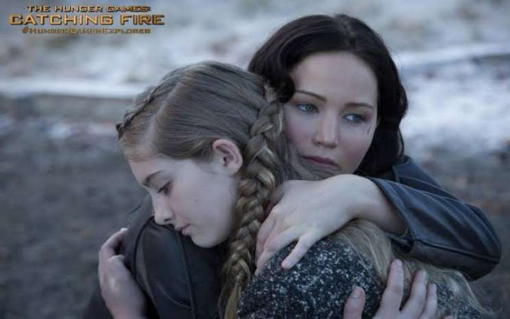 Cuplikan The Hunger Games: Catching Fire