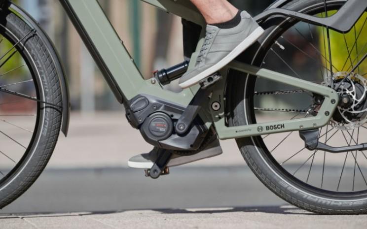 Bosch e-Bike. Pembaruan perangkat lunak tersedia mulai musim panas 2020.  - Bosch