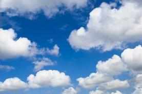 Cuaca Jakarta 6 Juli, Pagi dan Siang Hari Cerah Berawan