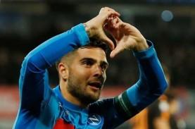Hasil Liga Italia : Napoli Sikat Roma, Atalanta Menang…