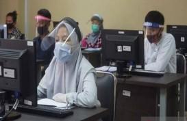 UTBK SBMPTN 2020: Puluhan Peserta Batal Ujian karena Tak Lolos Skining Covid-19