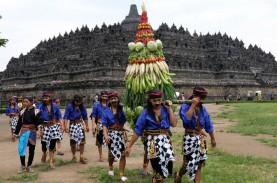 Cihui! dari Malioboro ke Borobudur Bisa Naik Bus DAMRI