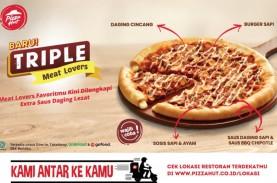 Saham Pemegang Lisensi Pizza Hut (PZZA) Melonjak Hampir…