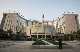 Bank Sentral China Desak Restrukturisasi Utang demi…
