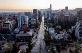 Kasus Covid-19 Terbanyak No.6 di Dunia, Chile Tambah Stimulus