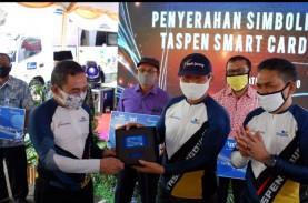 Bank Jateng Distribusikan Taspen Smartcard untuk Nasabah…