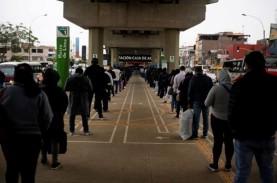 300.000 Kasus Virus Corona di Peru, 10.589 Orang Meninggal