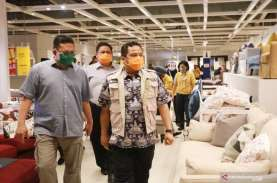 Tangerang Batasi Pengunjung Pusat Perbelanjaan, Begini…