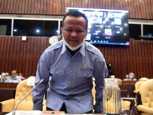 Menteri KKP Edhy Prabowo Jelaskan Program Strategis Untuk Pulihkan Ekonomi