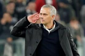 Tottenham Vs Everton, Mourinho Rela Langgar Aturan…