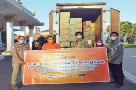 Uni-Charm Indonesia Donasi Popok Dewasa ke RS Rujukan…
