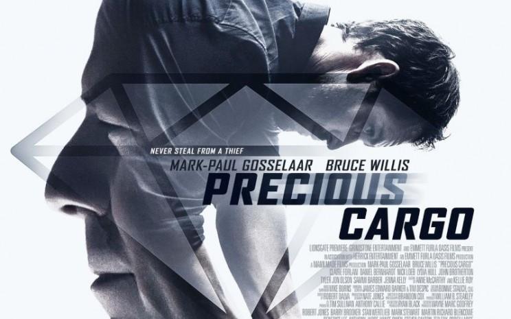 Film Precious Cargo ditayangkan di Bioskop Trans TVn