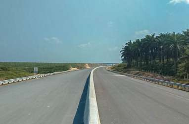 Hutama Karya (HK) Berharap Tol Permai Segera Dioperasikan