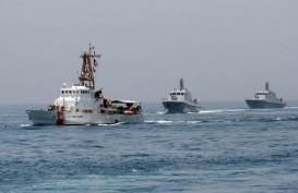 AS Pamer Kekuatan di Laut China Selatan, Begini Reaksi China