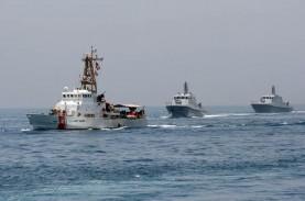 AS Pamer Kekuatan di Laut China Selatan, Begini Reaksi…