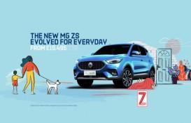 MG ZS Facelift Meluncur di Inggris, Harga Setara Rp280 Juta