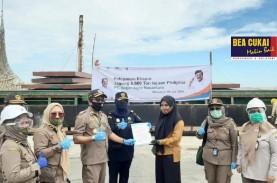 Bea Cukai Makassar Fasilitasi Ekspor Ribuan Ton Komoditas…