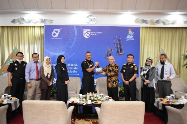 Bea Cukai Gandeng Bank Indonesia Tingkatkan Ekspor Jawa Barat