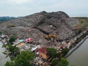 Sampah di Pekalongan Jawa Tengah Sudah Melebihi Kapasitas TPA