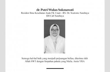 Duka Rekan Sejawat Dokter Putri