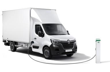 Renault Master Z.E., Van Listrik Dengan Banyak Varian