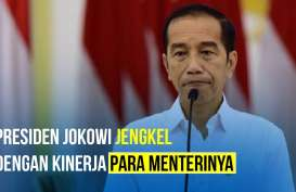 Jokowi Marah Jadi Bahan Gunjingan Negatif di Media Sosial