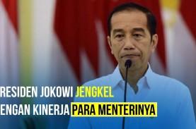 Jokowi Marah Jadi Bahan Gunjingan Negatif di Media…