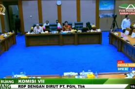 DPR Desak PGN untuk Lebih Berinovasi untuk Jadi Agregator…