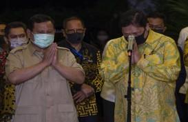 Pilkada Serentak 2020: Prabowo Pastikan Gerindra dan Golkar Kerja Sama