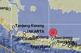 Gempa Jepara Dirasakan Hingga ke Jawa Barat dan Bali