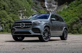 Mulai Desember 2020, Mercedes-Benz Recall 668.954 Unit di China