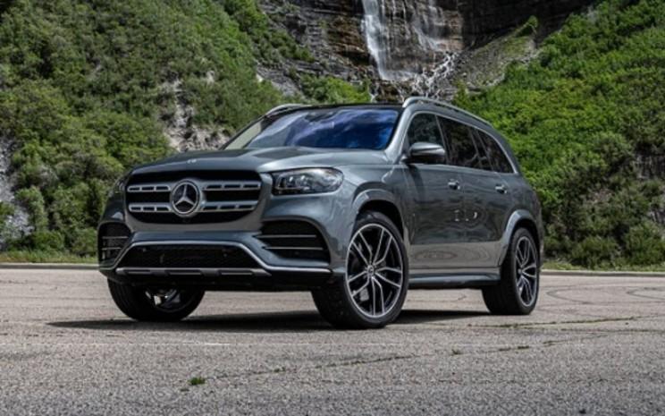 The New GLS dilengkapi dengan sistem bantuan mengemudi Mercedes-Benz generasi terbaru.  - MERCEDES BENZ