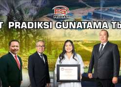 Pradiksi Gunatama (PGUN) Raih Dana Rp103,5 Miliar dari IPO