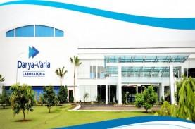 Darya-Varia Laboratoria (DVLA) Tebar Dividen Rp119,84…