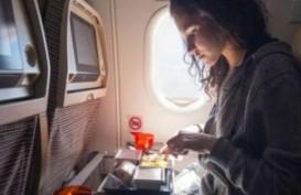 Khawatir Makanan di Pesawat Terpapar Virus Corona, Begini Tips Amannya