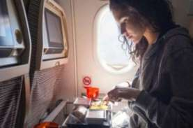 Khawatir Makanan di Pesawat Terpapar Virus Corona,…