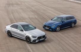 Mercedes-AMG E-Class Anyar Sudah Bisa Dipesan, Cek Harganya