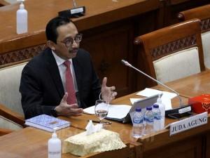 Juda Agung Jalani Fit and Proper Test Deputi Gubernur Bank Indonesia di DPR