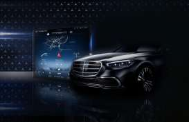 Mercedes-Benz Ungkap Teknologi Digital S-Class
