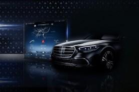 Mercedes-Benz Ungkap Teknologi Digital S-Class