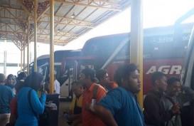 Empat Terminal di Jabodetabek Kembali Layani Bus AKAP