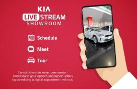 Kia Motors Luncurkan Live Stream Showroom
